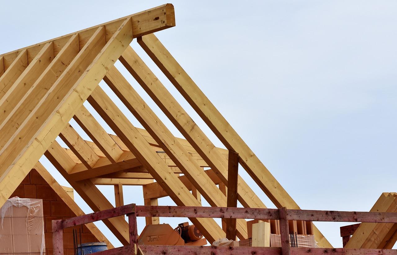Zavarovanje hiše v času gradnje
